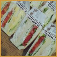 サンドイッチ・三角サンド