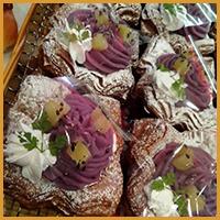 紫芋デニッシュ