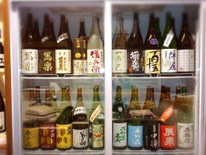 酒縁てる8月5日現在の日本酒